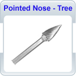 Tree Pointed Nose