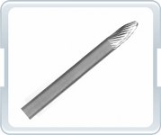 Solid Carbide Burs - BF-81